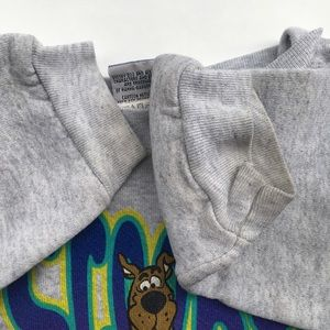 Vintage Shirts & Tops - Vintage 1998 scooby doo kids sweater 5/6